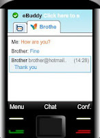 Free download eBuddy mobile messenger latest version