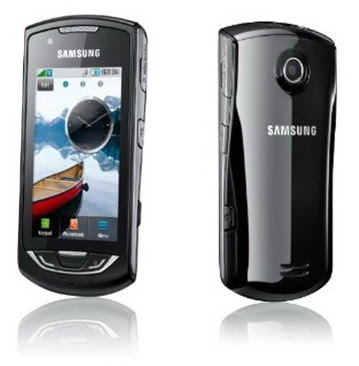 Samsung Monte unlocked version black