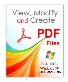 How to convert create and modify PDF files