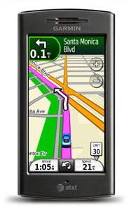 Garmin Nuvifone G60 GPS Mobile Phone