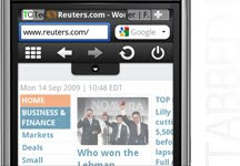 Free Download Opera Mini 5 Beta plus Review Tabbed Browsing features