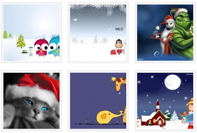 Download Windows 7 Christmas Theme Pack 2 From Tucknoloji