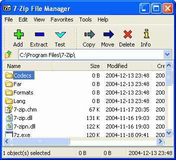 7-Zip Portable Download