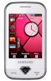 Samsung Diva S7070 Picture