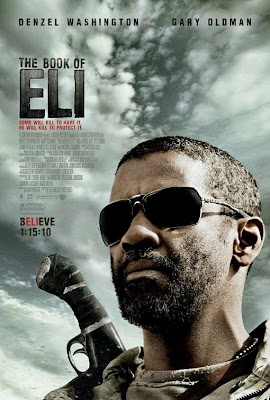 THE BOOK OF ELI (2010) *** movie review capsule by COOP