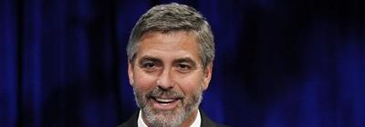 George Clooney presentará una teletón de celebridades por Haití