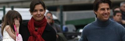 Tom Cruise quiere tener otro hijo con Katie Holmes