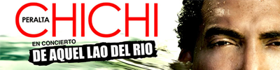 Chichí Peralta presentó su concierto De aquel lao del río