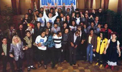 We are the world cumple 25 años