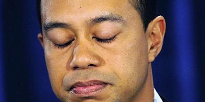 Tiger Woods pide perdón por su comportamiento irresponsable y egoísta