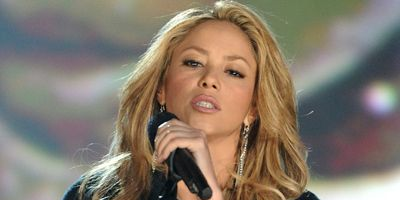 Shakira graba su video Gypsy en Barcelona