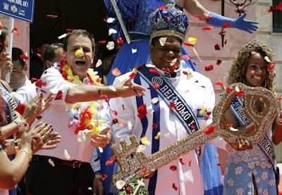Comienza oficialmente carnaval de Río de Janeiro