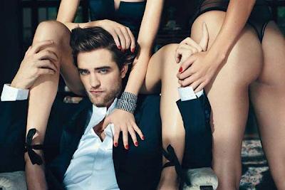Robert Pattinson siente alergia hacia las mujeres