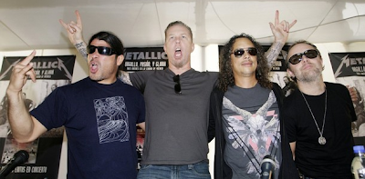 Metallica tocará en el Rock in Rio-Madrid