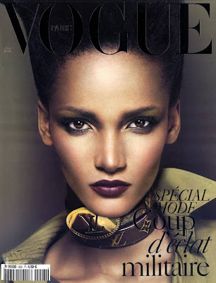 Rose Cordero en la Revista Vogue Paris (Marzo 2010)