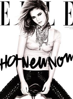 Emma Watson - ELLE UK (August 2009)