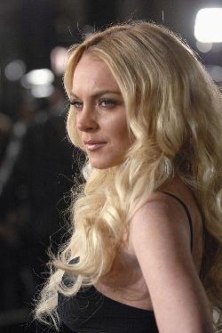 Roban en casa de Lindsay Lohan