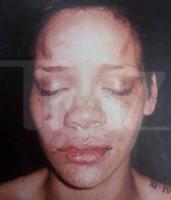 Castigan a dos policías por difundir foto de Rihanna tras incidente con Brown