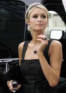Paris Hilton cansada de ir de fiesta en fiesta