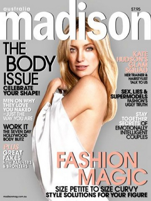 Kate Hudson en la Protada de Madison Australia Octubre 2009