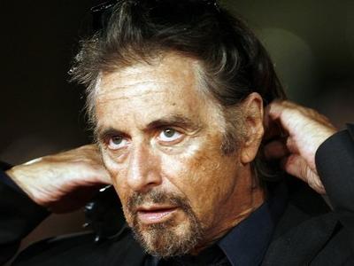 Al Pacino se prostituyó a cambio de alojamiento