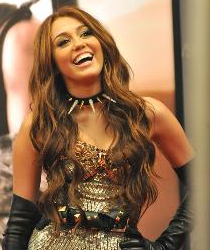Miley Cyrus dejó de ser la estrella juvenil de Disney