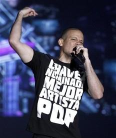 Calle 13 Yo no le toco a ningún Presidente