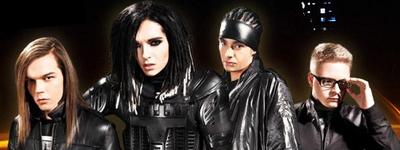 Tokio Hotel confirmó las fechas de la gira mundial Humanoid