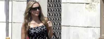 La prostituta de Berlusconi publicará sus memorias en Navidad