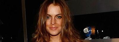 Lindsay Lohan acude a terapia