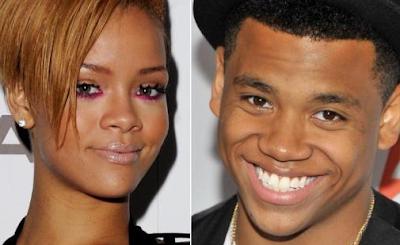 Rihanna enamorada de un actor de 90210 Beverly Hills