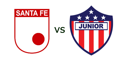 Ver Partido Santa Fe vs Atletico Junior en VIVO