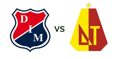 Ver Partido Independiente Medellin vs Deportes Tolima en VIVO
