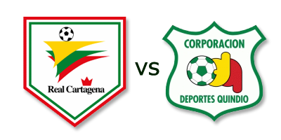 Ver Partido Real Cartagena vs Quindío en VIVO