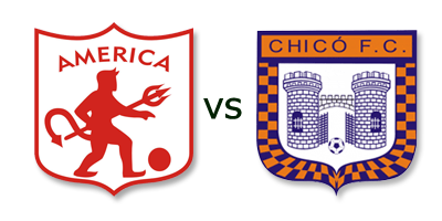 America vs Boyaca Chico en VIVO