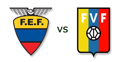 Ecuador vs Venezuela - eliminatorias mun