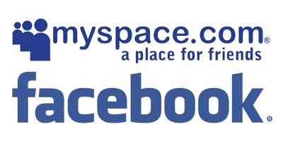 MySpace y Facebook