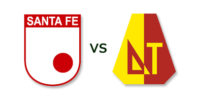 Santa Fe vs Tolima en VIVO