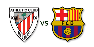 Athletic Bilbao vs FC Barcelona en VIVO