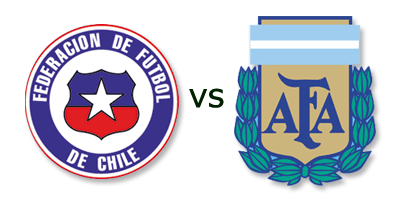 Chile vs Argentina en VIVO