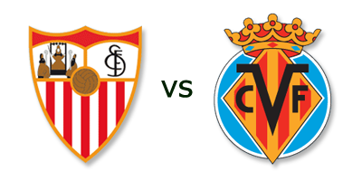 Sevilla FC vs Villarreal en VIVO