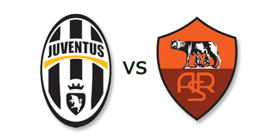 Juventus vs AS Roma en VIVO