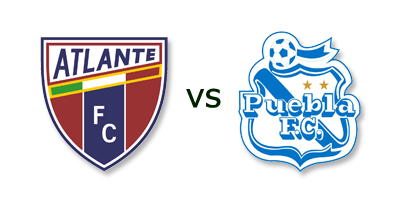 Atlante vs Puebla FC en VIVO