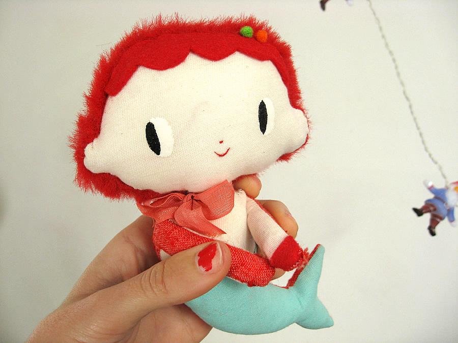 Lili the Mermaid. SHOP UPDATE.