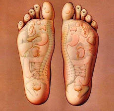 JOM BELAJAR - Urut tapak Kaki - Reflexology