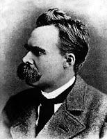 Friedrich Nietzsche cirka 1885