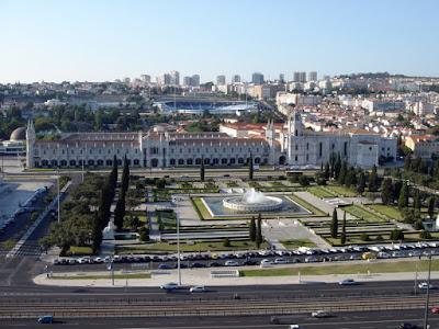 Monastery of Jerónimos - Belém, Portugal
