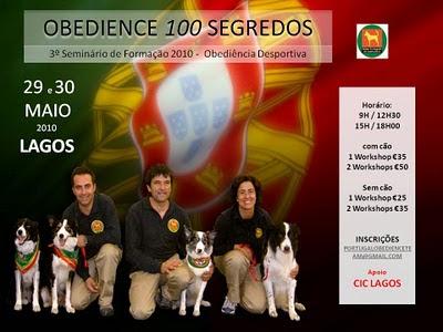 Sport Obedience Seminar