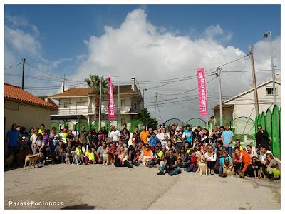 Cãominhada em Almada 2010