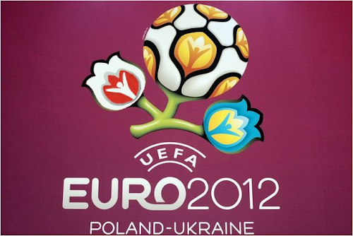 wallpaper logo euro 2012